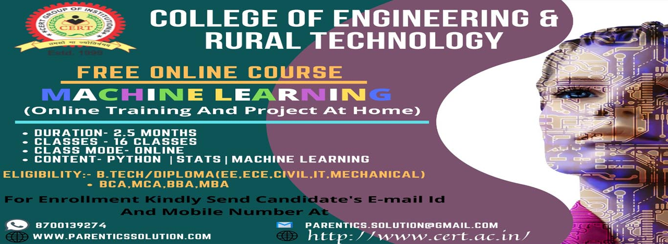 CERT College of Engineering and Rural Technology